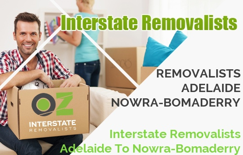 Interstate Removalists Adelaide To Nowra-Bomaderry