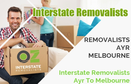 Interstate Removalists Ayr To Melbourne