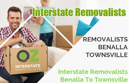 Interstate Removalists Benalla To Townsville