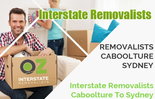 Interstate Removalists Caboolture To Sydney