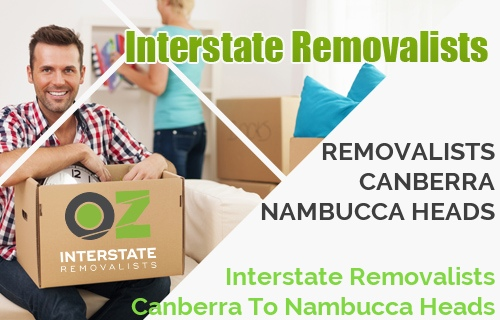 Interstate Removalists Canberra To Nambucca Heads