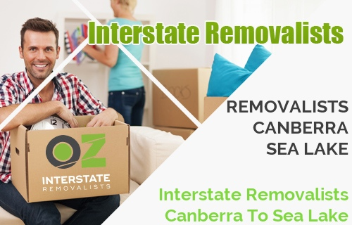 Interstate Removalists Canberra To Sea Lake