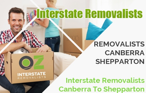 Interstate Removalists Canberra To Shepparton