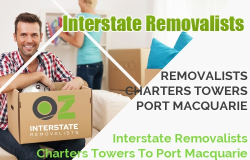 Interstate Removalists Charters Towers To Port Macquarie