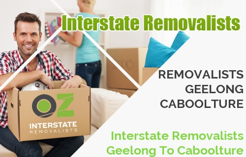 Interstate Removalists Geelong To Caboolture