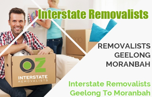 Interstate Removalists Geelong To Moranbah