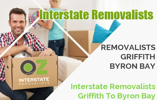 Interstate Removalists Griffith To Byron Bay