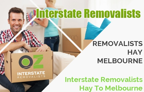 Interstate Removalists Hay To Melbourne