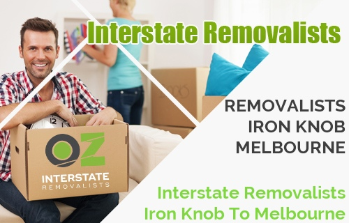 Interstate Removalists Iron Knob To Melbourne