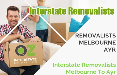 Interstate Removalists Melbourne To Ayr