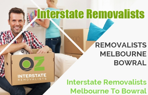 Interstate Removalists Melbourne To Bowral