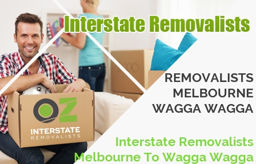 Interstate Removalists Melbourne To Wagga Wagga