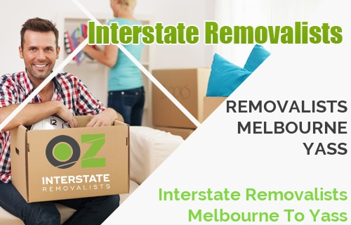Interstate Removalists Melbourne To Yass