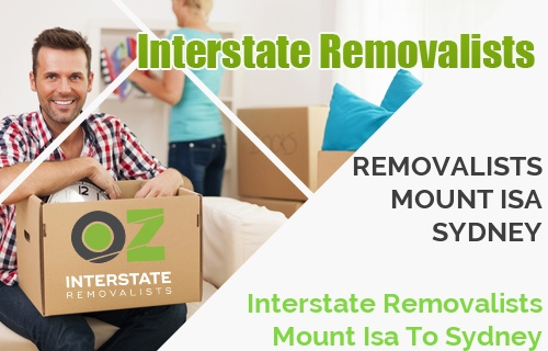 Interstate Removalists Mount Isa To Sydney
