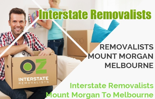Interstate Removalists Mount Morgan To Melbourne