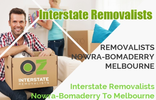 Interstate Removalists Nowra-Bomaderry To Melbourne