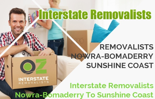 Interstate Removalists Nowra-Bomaderry To Sunshine Coast