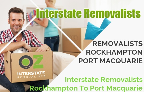 Interstate Removalists Rockhampton To Port Macquarie