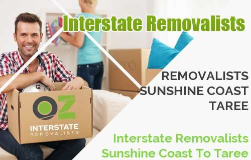 Interstate Removalists Sunshine Coast To Taree