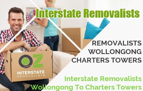 Interstate Removalists Wollongong To Charters Towers