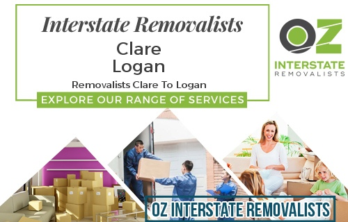 Interstate Removalists Clare To Logan
