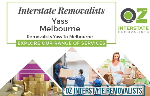 Interstate Removalists Yass To Melbourne