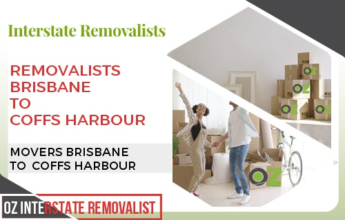 Removalists Brisbane To Coffs Harbour