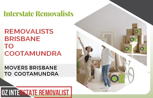 Removalists Brisbane To Cootamundra