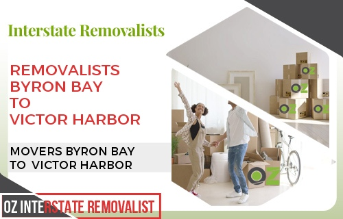 Removalists Byron Bay To Victor Harbor