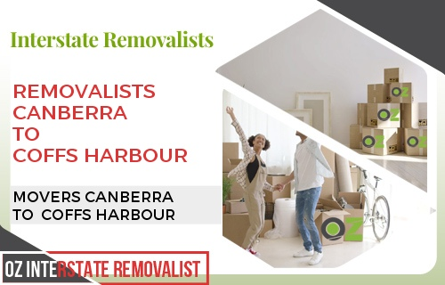 Removalists Canberra To Coffs Harbour