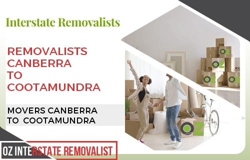 Removalists Canberra To Cootamundra