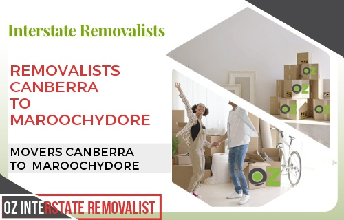 Removalists Canberra To Maroochydore