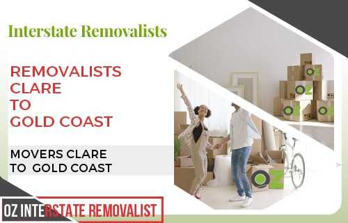 Removalists Clare To Gold Coast