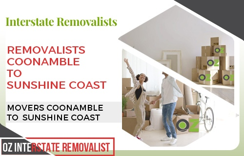 Removalists Coonamble To Sunshine Coast