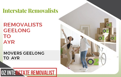 Removalists Geelong To Ayr