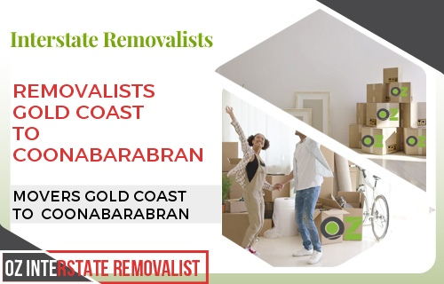 Removalists Gold Coast To Coonabarabran