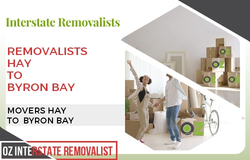 Removalists Hay To Byron Bay