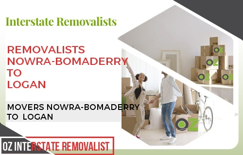 Removalists Nowra-Bomaderry To Logan