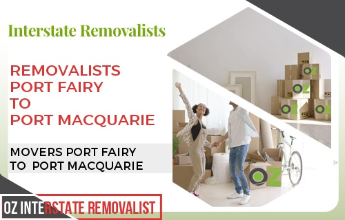 Removalists Port Fairy To Port Macquarie