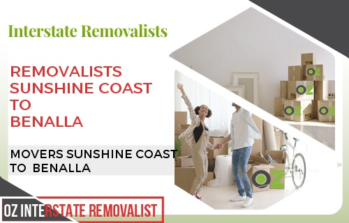 Removalists Sunshine Coast To Benalla