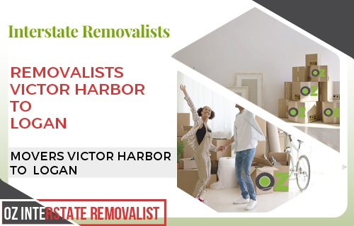 Removalists Victor Harbor To Logan