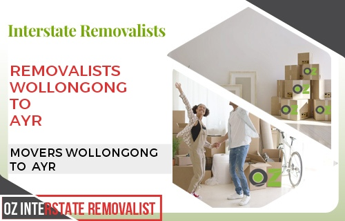 Removalists Wollongong To Ayr