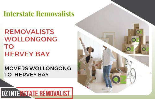 Removalists Wollongong To Hervey Bay