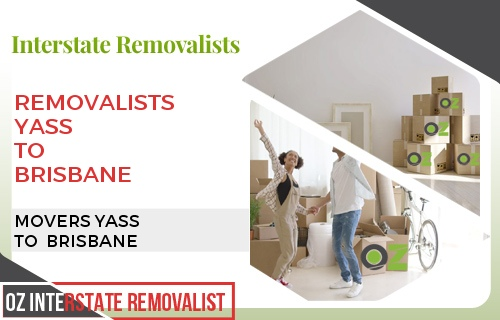 Removalists Yass To Brisbane
