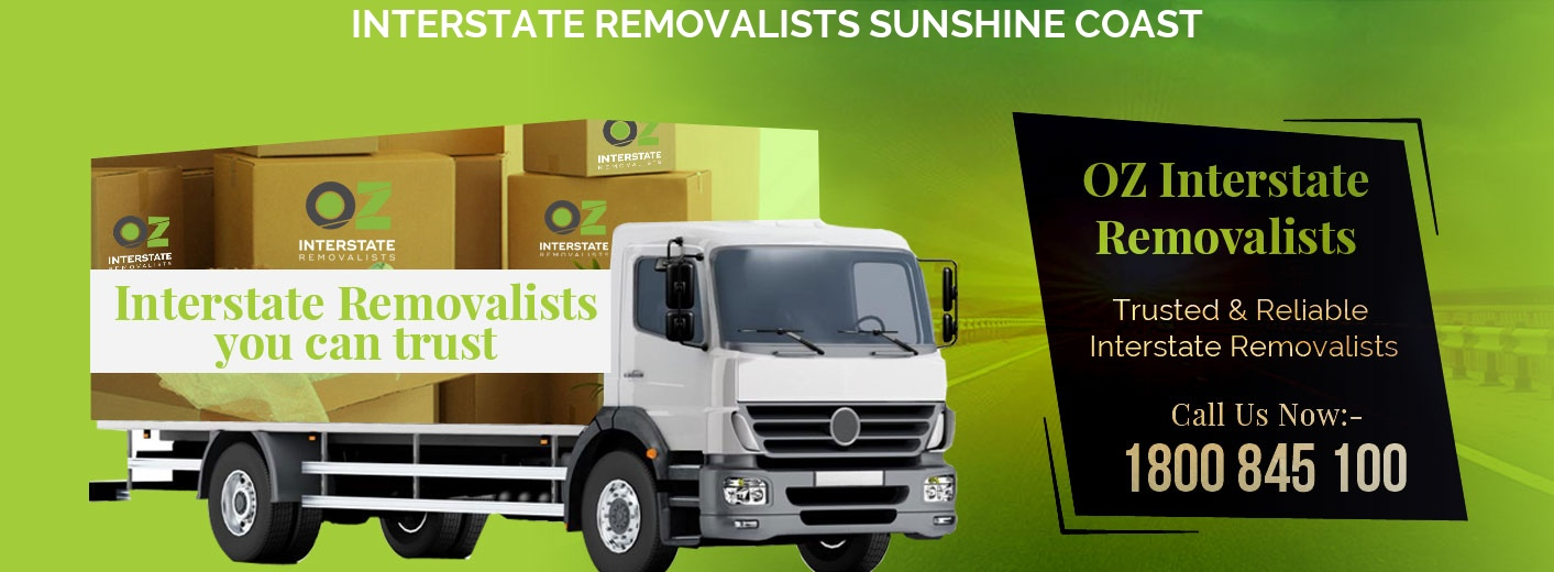 Interstate Removalists Sunshine Coast