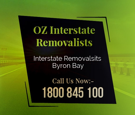 Interstate Removalists Byron Bay