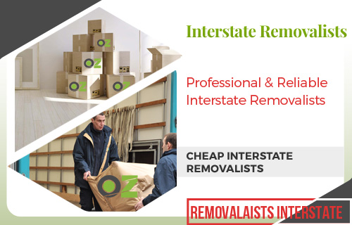 Interstate Removalists