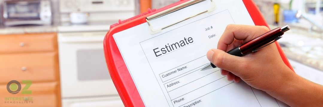 Is there any provision of a binding quote or an exact estimate