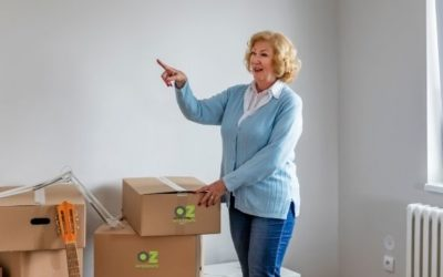 Moving For Seniors -A Step-By-Step Guide To Getting Ready To Move In